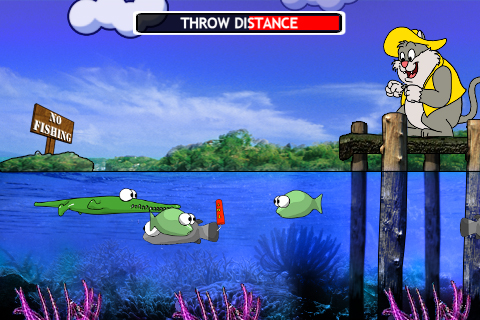 Screenshot Boomer's Sky Fishing