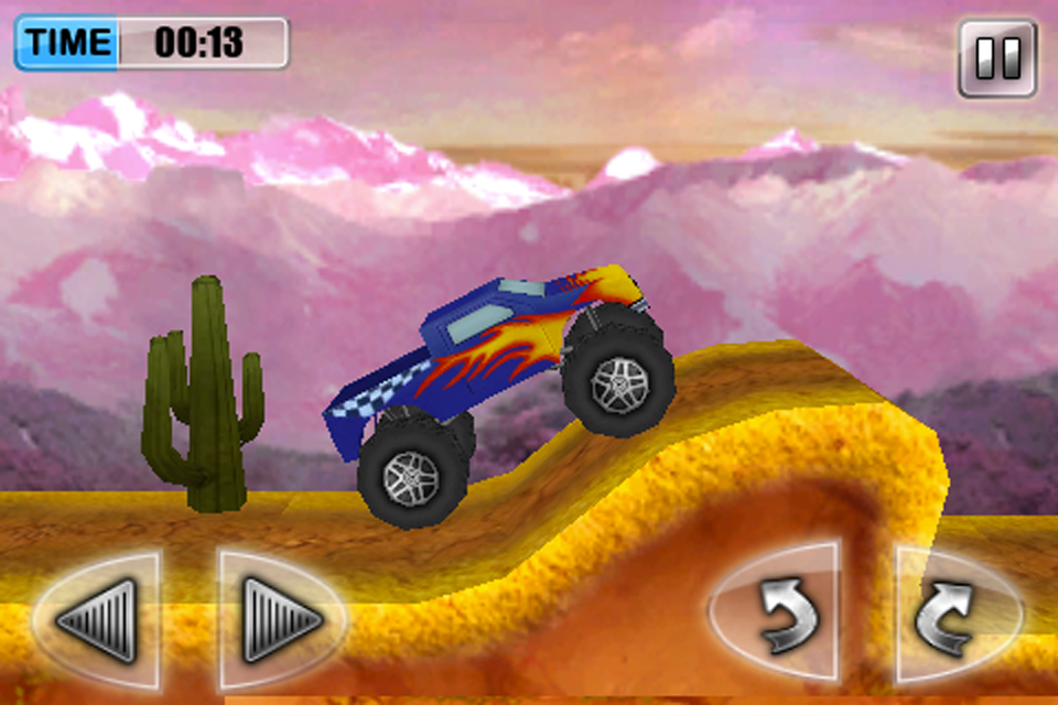 Screenshot Monster Truck 3D Free