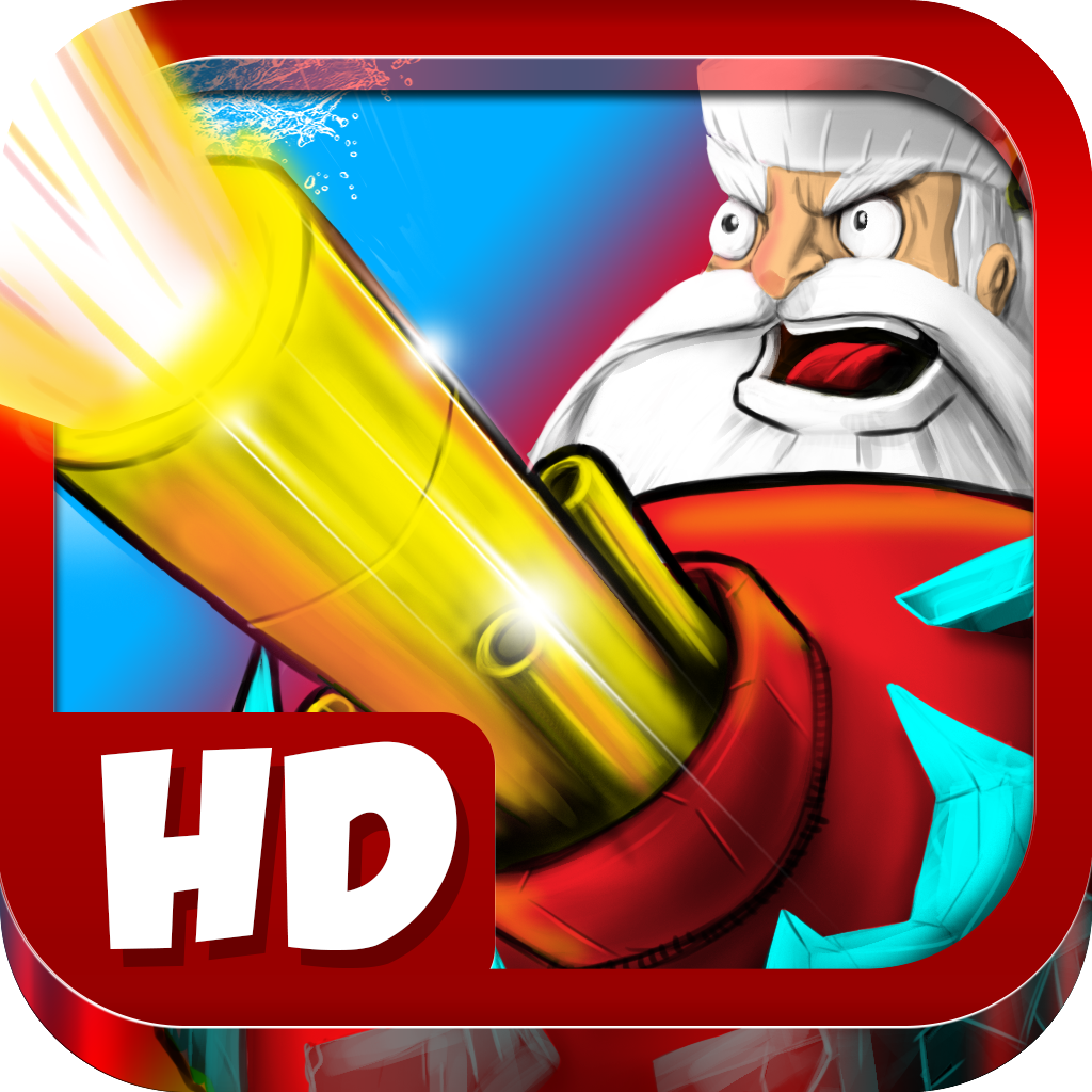 Santa's Defense of Christmas - Fun Xmas Game To Defend Santa's Tower From Evil Elves HD PRO